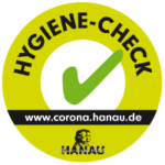 Hygiene-Check-Siegel der Stadt Hanau – corona.hanau.de
